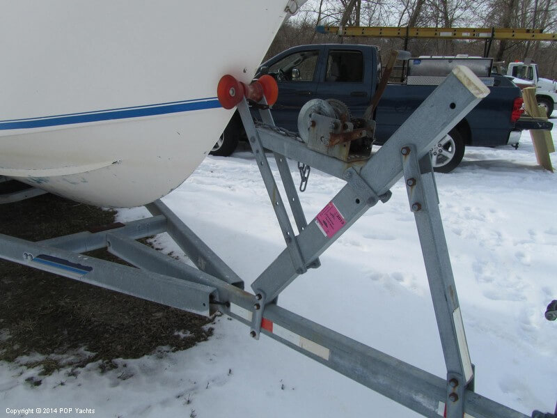 1984 Aquasport boat for sale, model of the boat is 250 XF & Image # 27 of 40