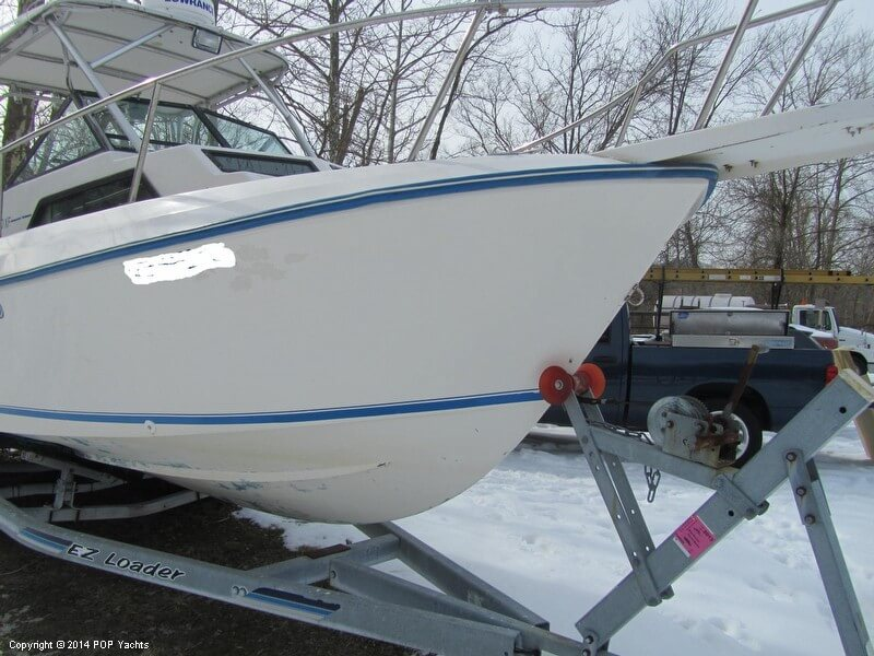 1984 Aquasport boat for sale, model of the boat is 250 XF & Image # 30 of 40