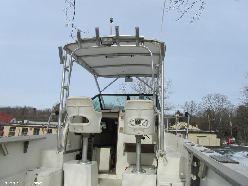 1984 Aquasport boat for sale, model of the boat is 250 XF & Image # 40 of 40