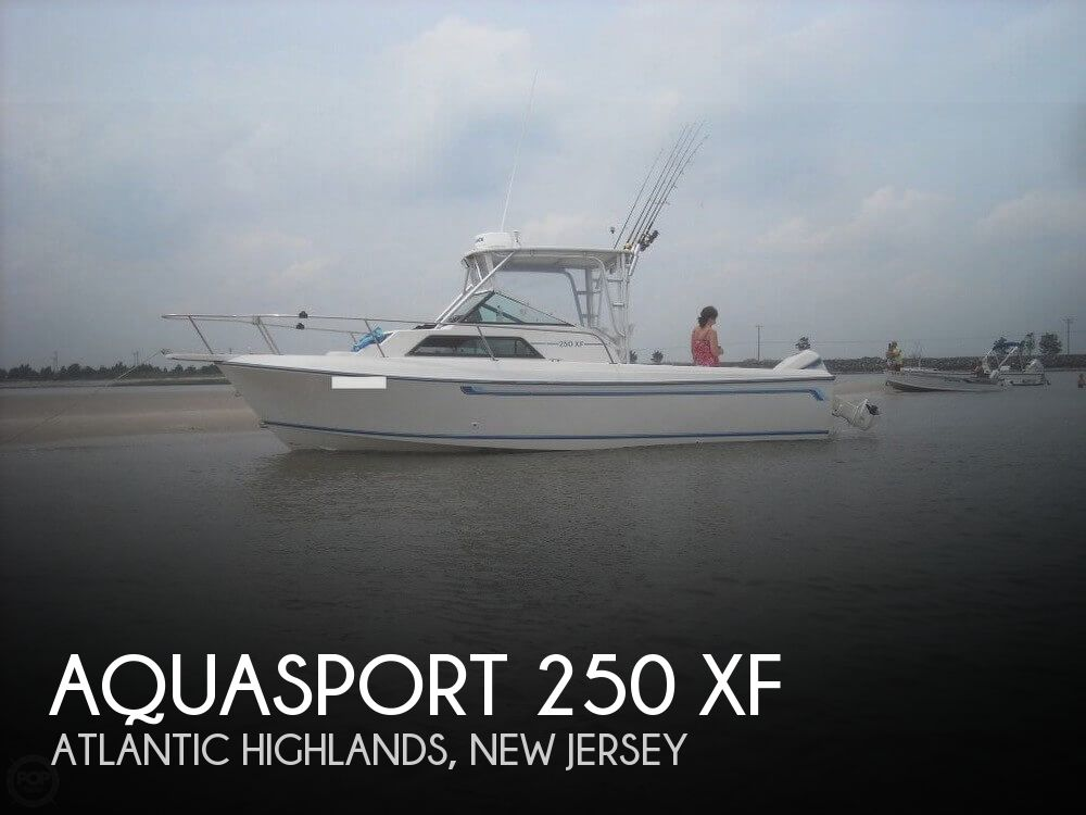 1984 Aquasport 250 XF