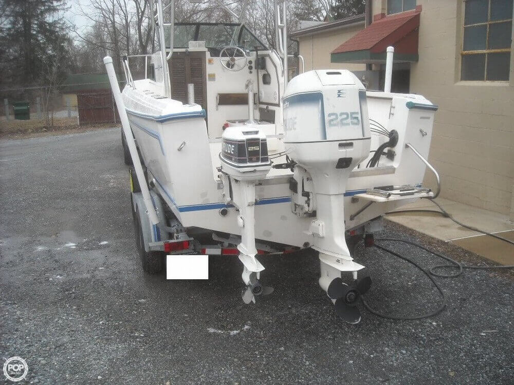 1984 Aquasport boat for sale, model of the boat is 250 XF & Image # 9 of 40