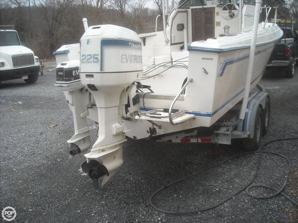 1984 Aquasport boat for sale, model of the boat is 250 XF & Image # 7 of 40
