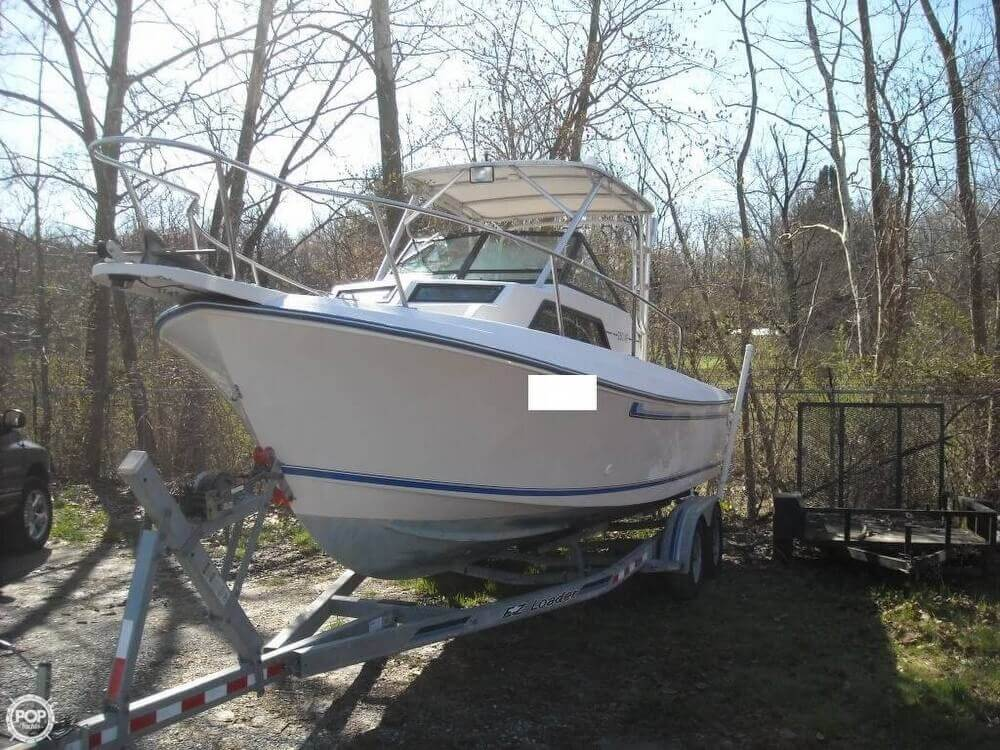 1984 Aquasport boat for sale, model of the boat is 250 XF & Image # 11 of 40
