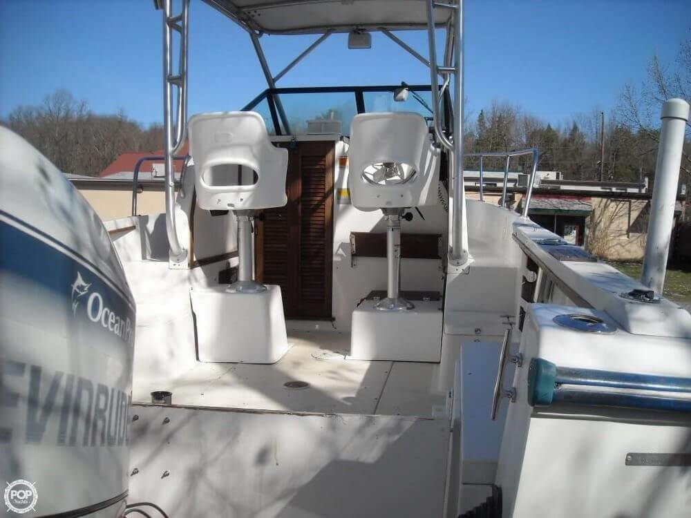 1984 Aquasport boat for sale, model of the boat is 250 XF & Image # 3 of 40