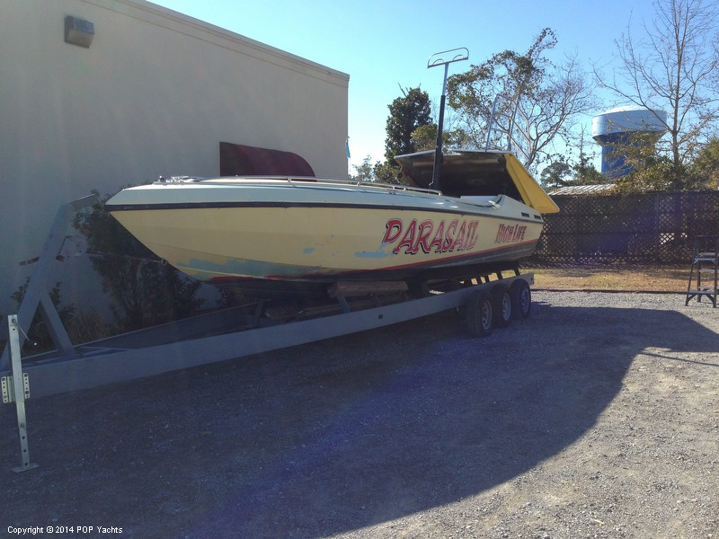 1988 Nordic Tugs boat for sale, model of the boat is 28 Parasail Boat & Image # 9 of 40