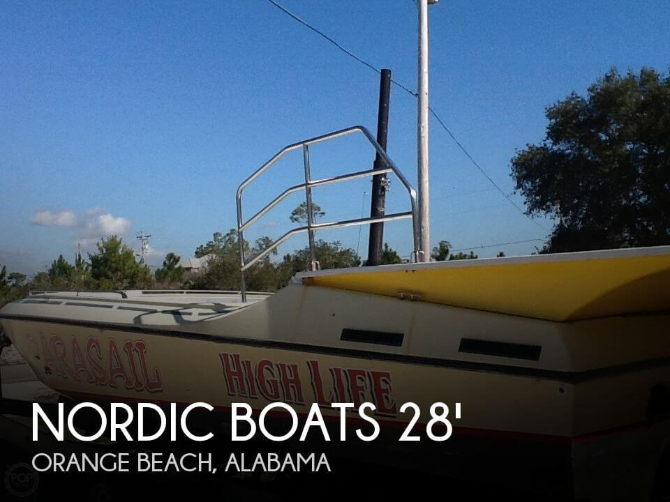 1988 Nordic Tugs boat for sale, model of the boat is 28 Parasail Boat & Image # 1 of 40