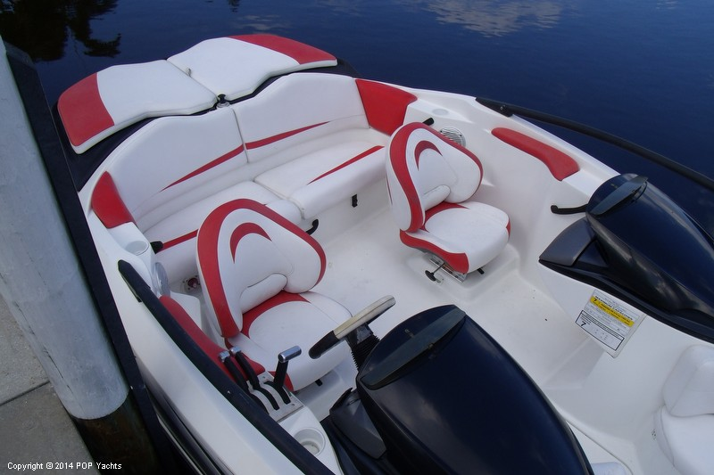2011 Sea-Doo 200 Speedster - Photo #4