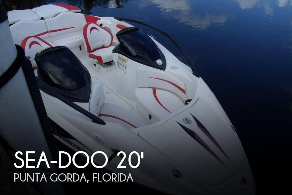 2011 Sea-Doo 200 Speedster - Photo #1