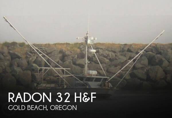 1991 Radon 32 H&F - Photo #1