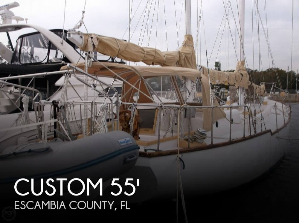 1975 CUSTOM 46 SAMPSON DESIGN, HOWARD K. KNOX BUILDER for sale