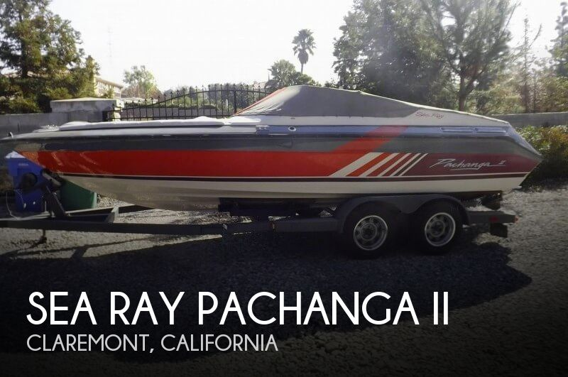 1986 Sea Ray boat for sale, model of the boat is Pachanga II & Image # 1 of 40