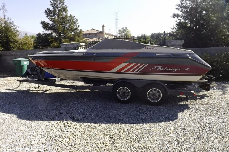 1986 Sea Ray boat for sale, model of the boat is Pachanga II & Image # 2 of 40