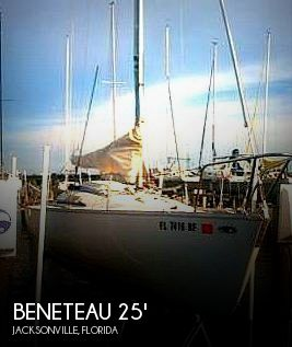 1986 Beneteau First Class 8 - Photo #1
