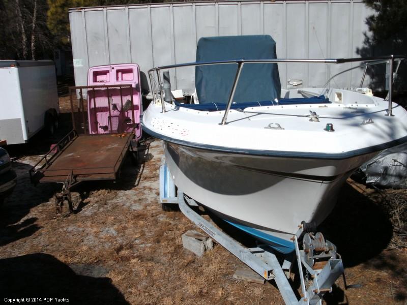 1985 Grady-White 249 Fisherman - Photo #3