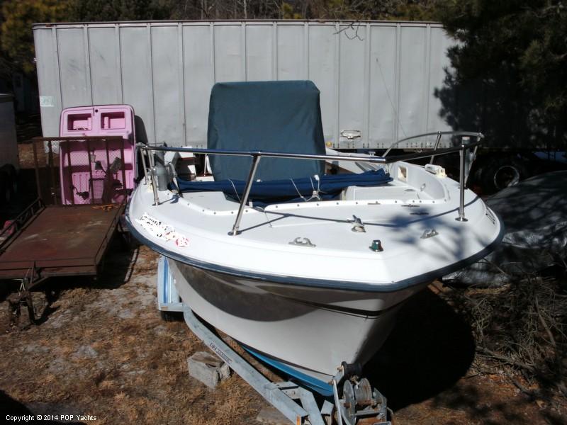 1985 Grady-White 249 Fisherman - Photo #4