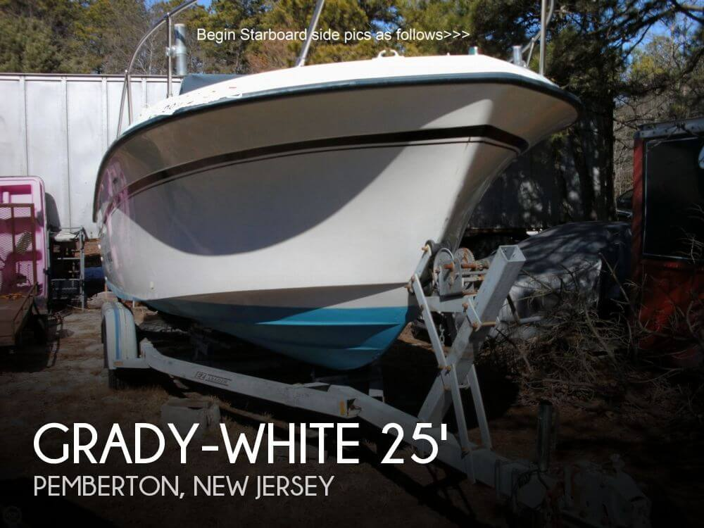 1985 Grady-White 249 Fisherman - Photo #1