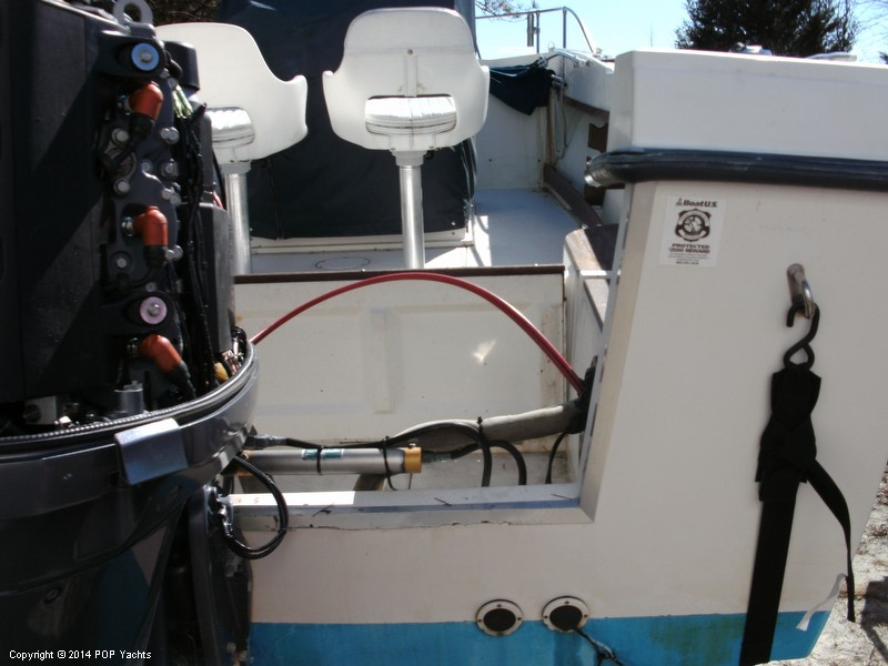 1985 Grady-White 249 Fisherman - Photo #9