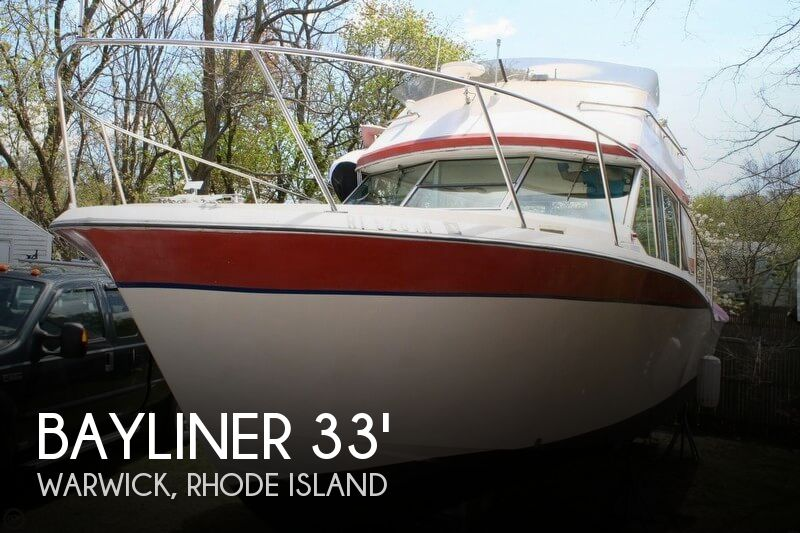 1974 BAYLINER 33 UNIFLIGHT for sale