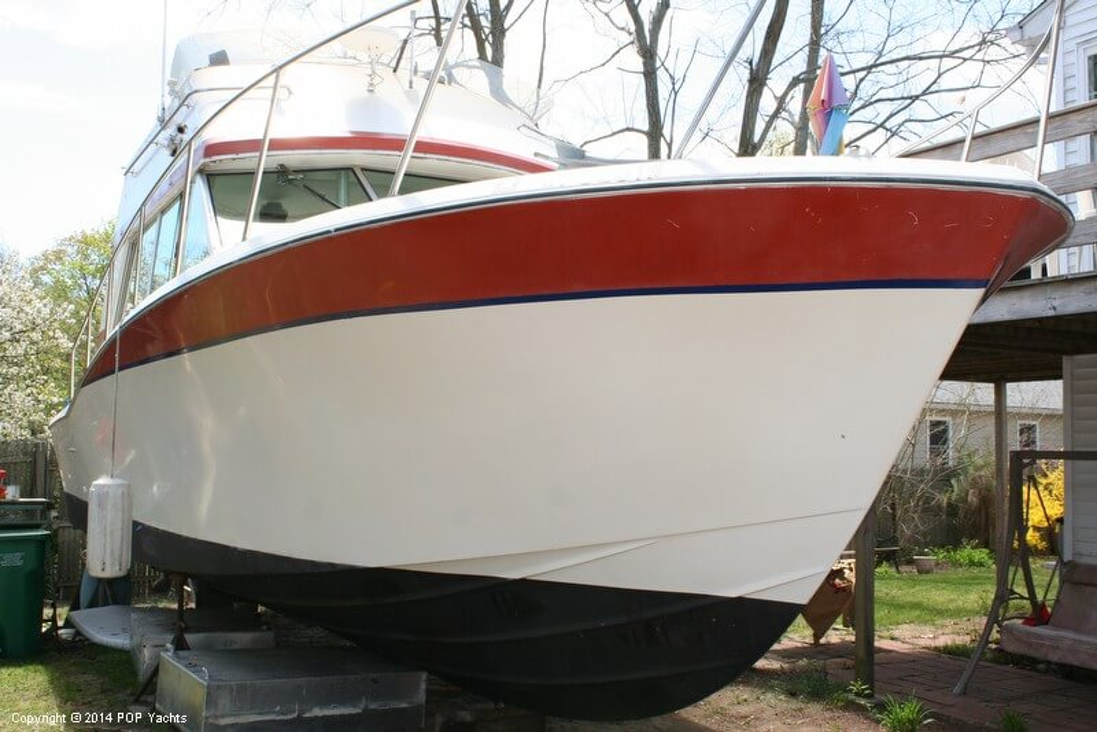 1974 Bayliner boat for sale, model of the boat is 33 Uniflight & Image # 13 of 40