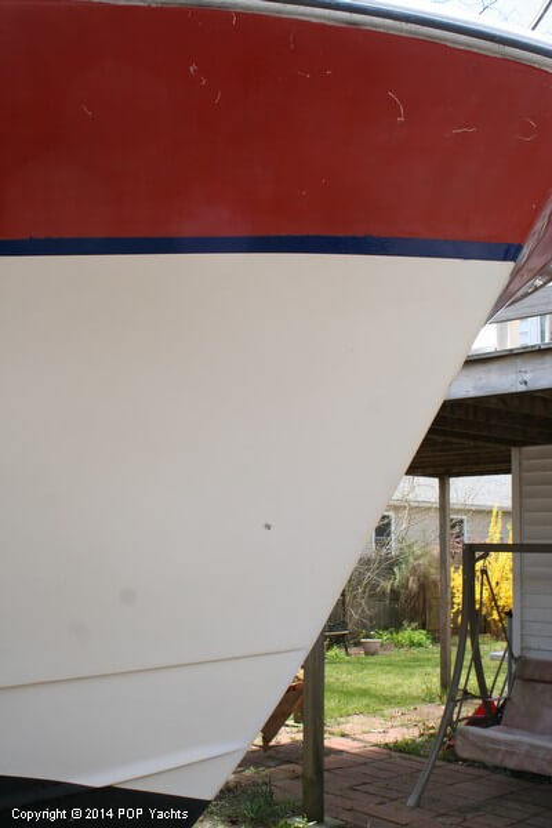 1974 Bayliner boat for sale, model of the boat is 33 Uniflight & Image # 14 of 40