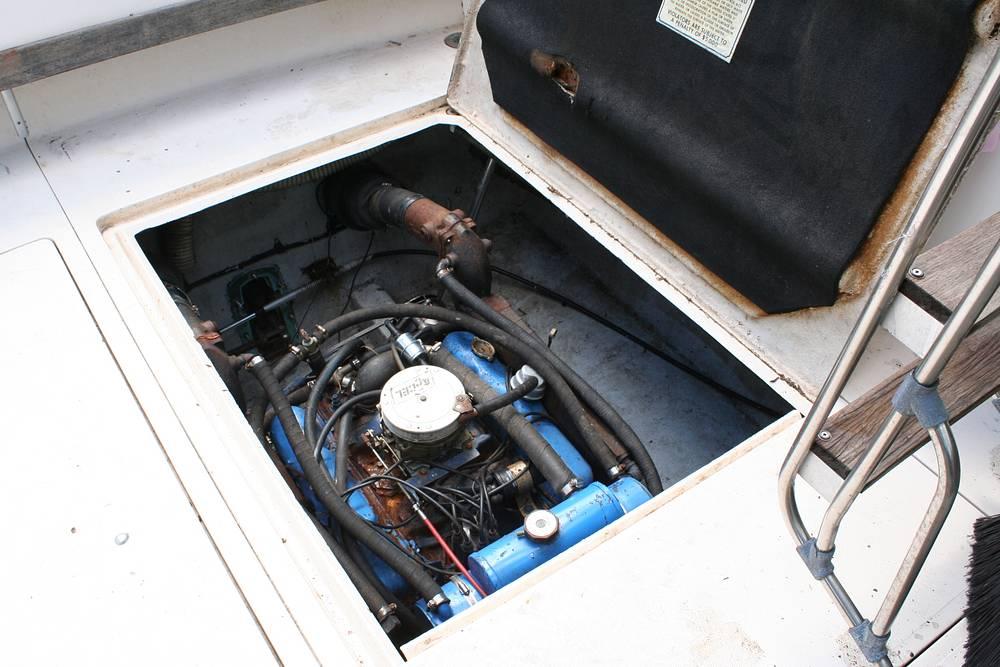 1974 Bayliner boat for sale, model of the boat is 33 Uniflight & Image # 40 of 40