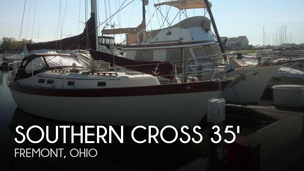 1982 Southern Cross 35 Cruiser - Photo #1