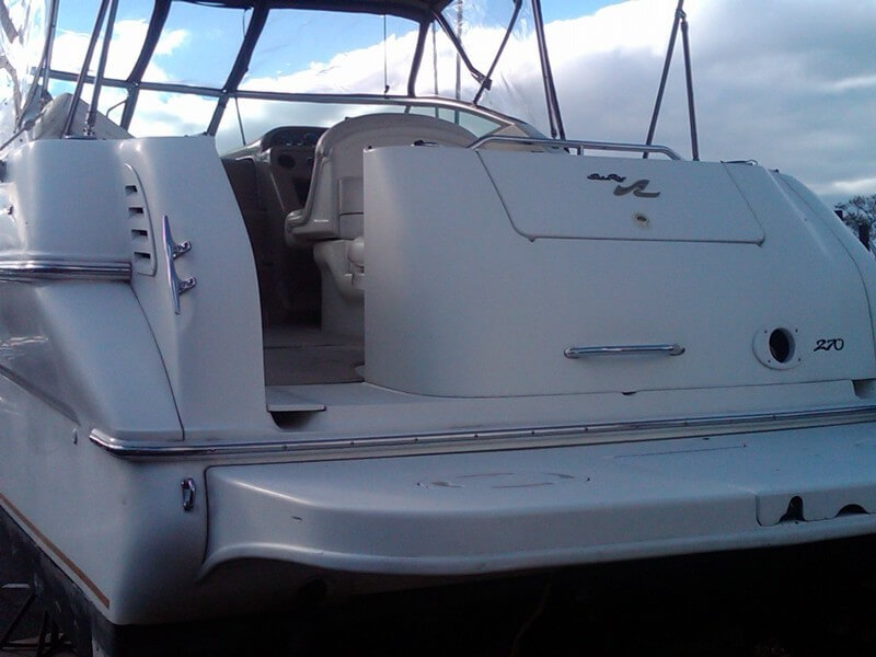 2000 Sea Ray 270 Sundancer - Photo #3