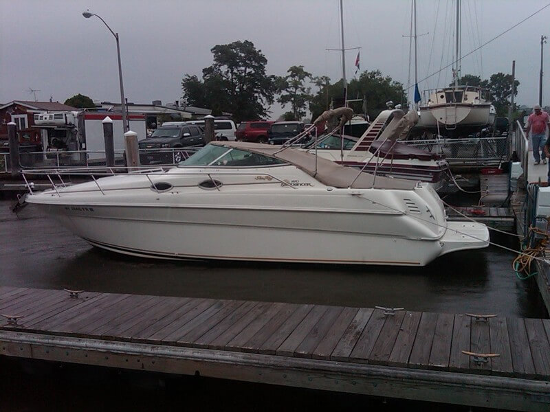 2000 Sea Ray 270 Sundancer - Photo #7