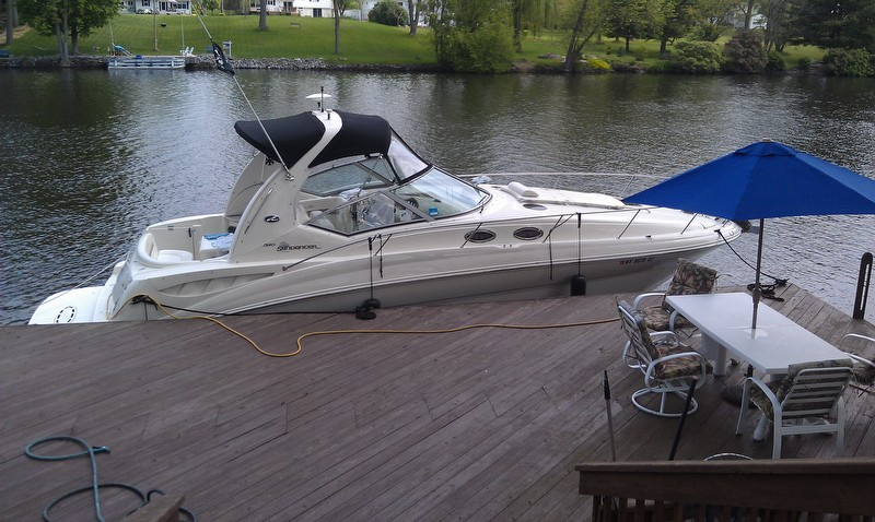 2005 Sea Ray 320 Sundancer - Photo #3
