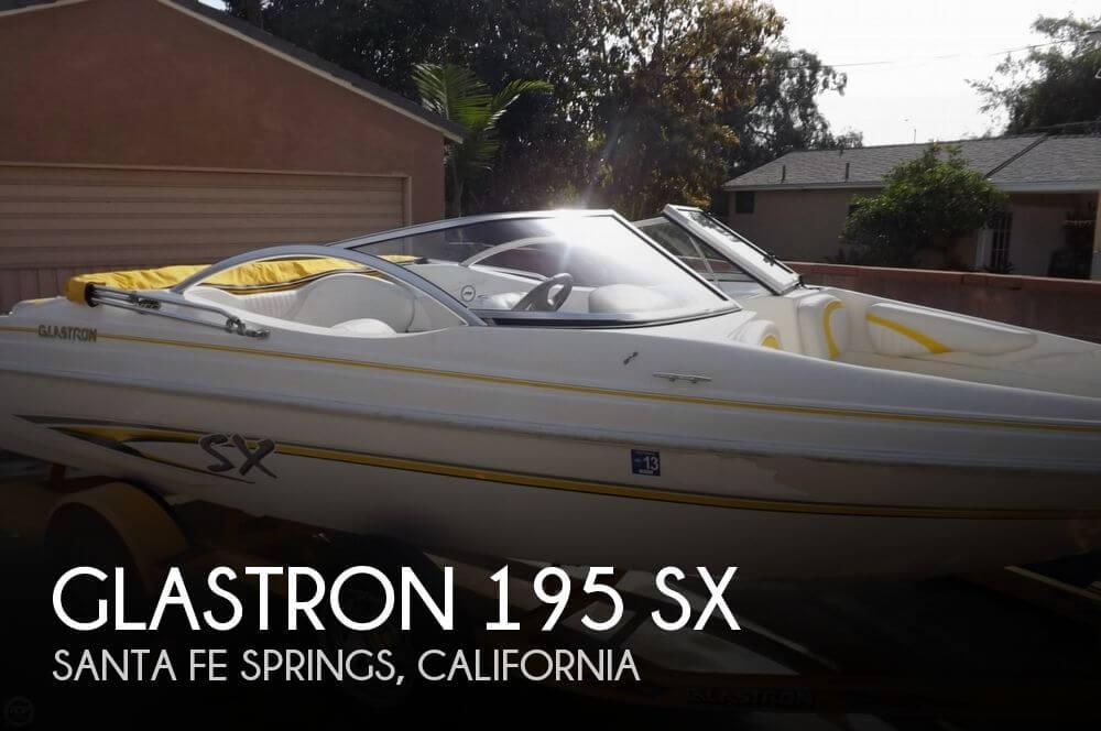 2005 Glastron 195 SX - Photo #1