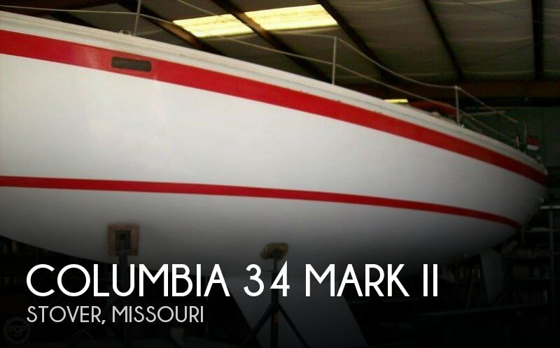 1971 COLUMBIA 34 MARK II for sale