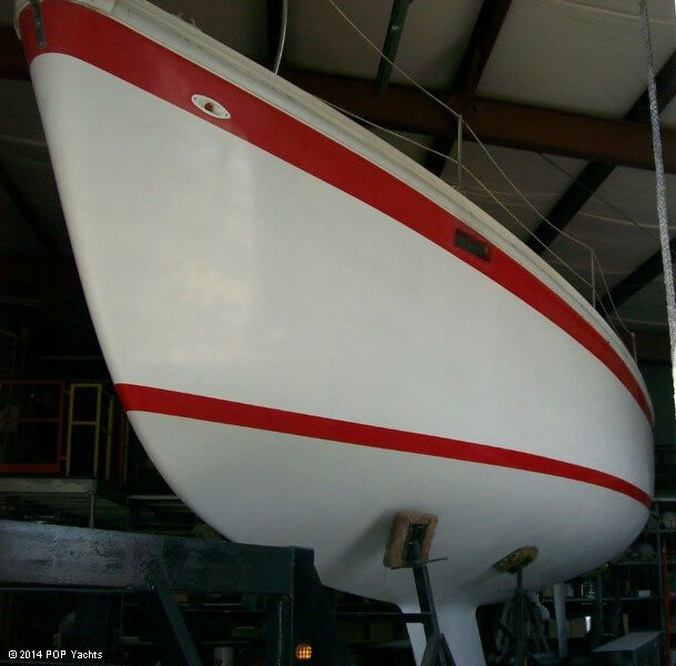 1971 Columbia boat for sale, model of the boat is 34 Mark II & Image # 2 of 11