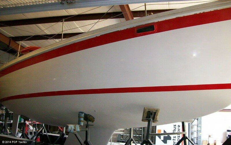 1971 Columbia boat for sale, model of the boat is 34 Mark II & Image # 3 of 11