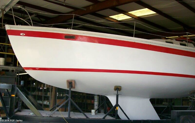 1971 Columbia boat for sale, model of the boat is 34 Mark II & Image # 4 of 11