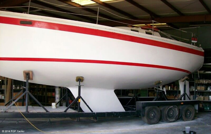 1971 Columbia boat for sale, model of the boat is 34 Mark II & Image # 5 of 11