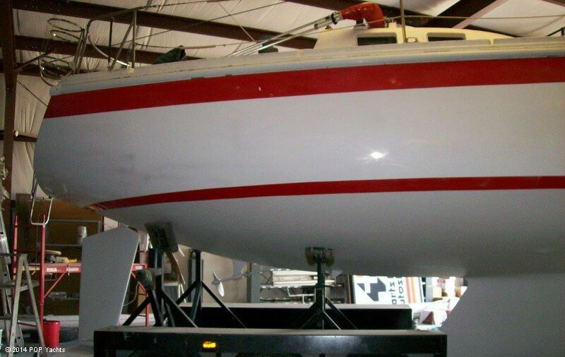 1971 Columbia boat for sale, model of the boat is 34 Mark II & Image # 7 of 11