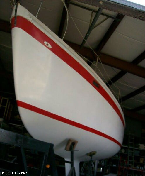 1971 Columbia boat for sale, model of the boat is 34 Mark II & Image # 8 of 11