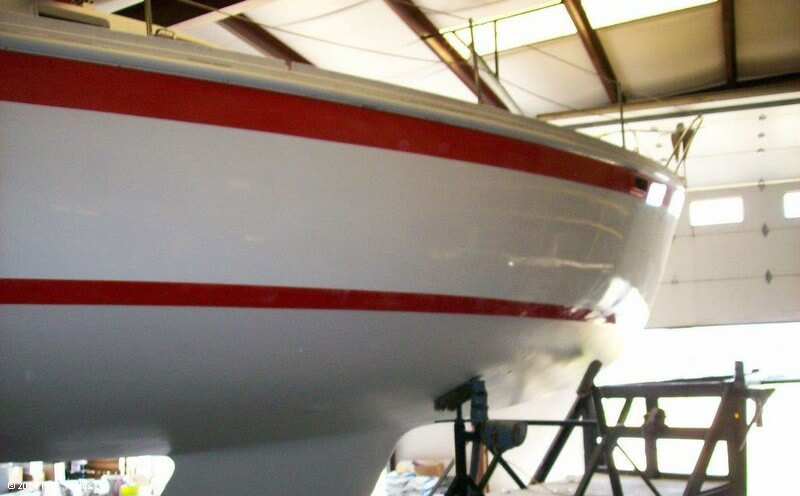 1971 Columbia boat for sale, model of the boat is 34 Mark II & Image # 9 of 11