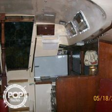 1971 Columbia boat for sale, model of the boat is 34 Mark II & Image # 10 of 11