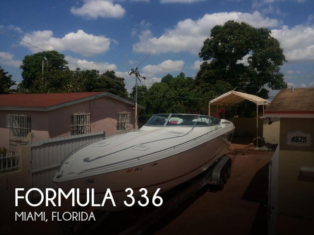 For Sale Used 1994 Formula 336 In Miami Florida Boats