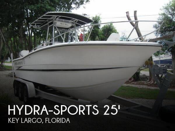 1992 Hydra-Sports 2500 Cc - Photo #1