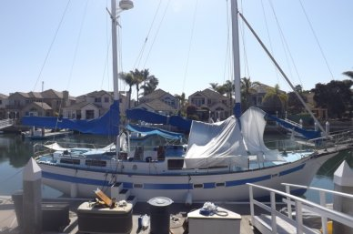 Island Trader Freeport 41, 41', for sale - $90,000