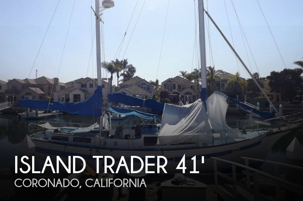 1976 Island Trader Freeport 41 - Photo #1