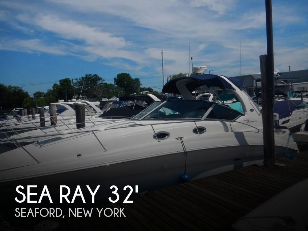 Used Sea Ray Boats For Sale in New York by owner | 2004 Sea Ray 32