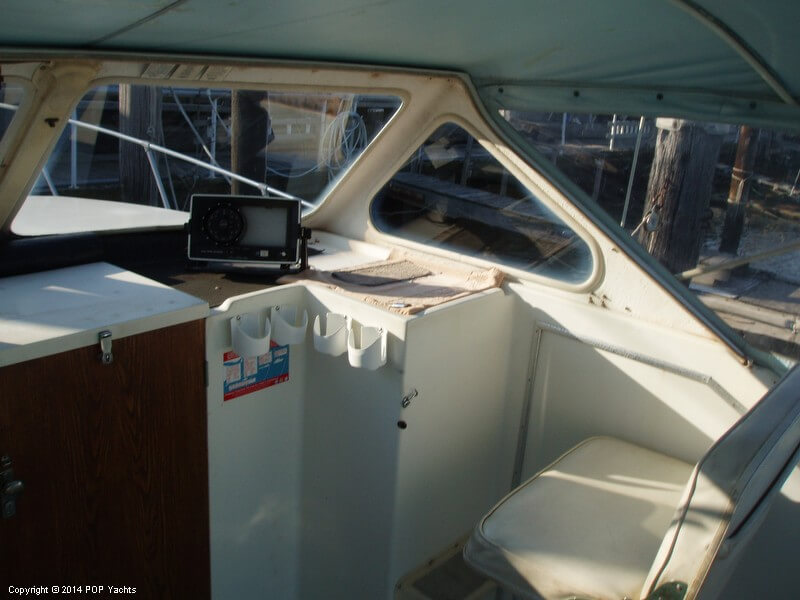 1977 Uniflite 28 Salty Dog - Photo #10