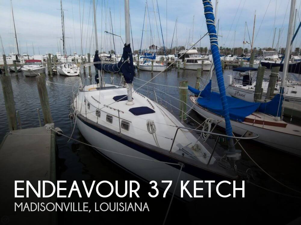 1977 ENDEAVOUR 37 KETCH for sale
