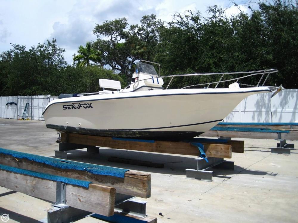 2001 Sea Fox 210 - Photo #3