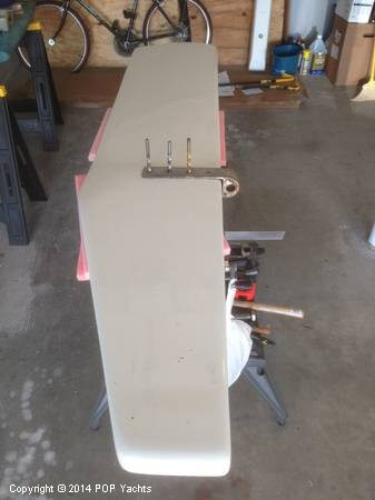 Replacing The Rudder