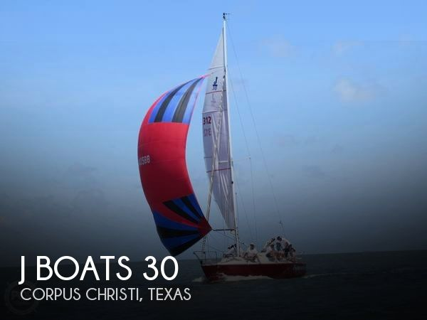 1981 J BOATS 30 for sale