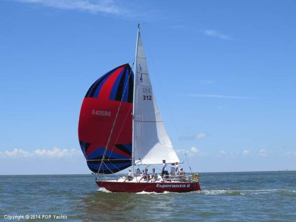 1981 J Boats 30 - Photo #9